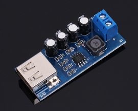 XH-M352 5V 1A Boost Converter Step Up Module Linear Rectifier USB Lithium Battery Charging Power Supply Module