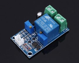 Under Voltage Protection Module Battery Charger Controller Charging Discharging Protection Module for 12V Battery