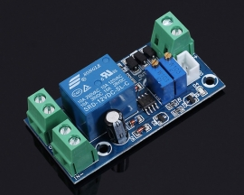 Battery Charge Controller OverDischarge Undervoltage Protection Module Automatic Power Charger Module for 12V Battery