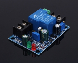 Over Discharge Under Voltage Protection Battery Discharging Low/Negative Voltage Protection Board Charger Module for 12V Battery