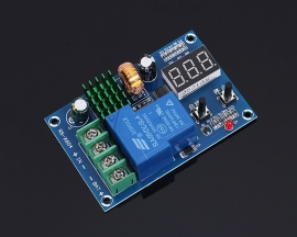 Undervoltage Control Module Over-discharge Protection Module Charge Controller for 6V-60V Battery