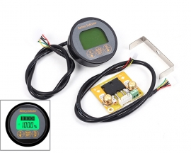 Coulomb Counter Coulometer 80V 50A Coulombmeter Battery Capacity Indicator Tester Voltameter Voltage Current Meter
