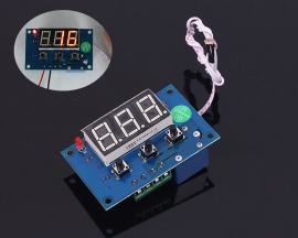 XH-M198 Digital Brightness Control Switch Photoresistor Module Digital Display Control Panel Street Lamp Automatic Controller