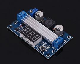 DC-DC High Power Step Up Module Boost Converter DC 3.0-35V to DC 3.5-35V 100W Power Supply Module