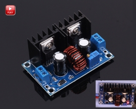 XH-M407 XL4016E1 DC to DC Step Down Buck Converter Power Supply Module DC 4V-40V to DC 1.25V-36V
