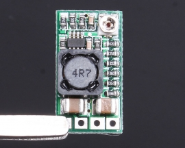 5PCS Mini DC to DC Adjustable Step Down Module 12/24V to 5V 3A Buck Converter Power Supply Module