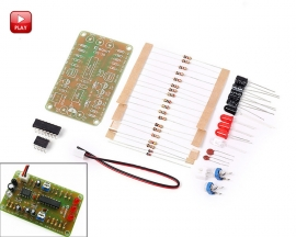 Infrared Reversing Indicator DIY Kit Adjustable Infrared Sensor Distance Measuring Module
