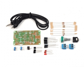 DIY Module OTL Power Amplifier Circuit DIY Kit OTL Discrete Component Amplifier Electronic Production Suite
