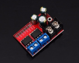 5A Dual Motor Drive Module Reverse PWM Speed Regulation Double H Bridge L298N Module DC 3.0V-14V