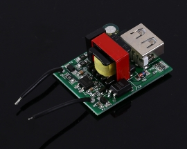 USB DC Step Down Module Isolated Power Supply Board Buck Converter Stabilizer 12V 24V 36V 48V 72V to 5V 1A