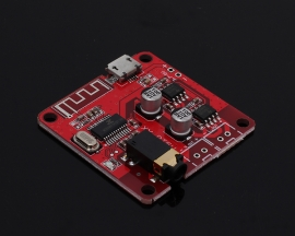 Mini MP3 Bluetooth 4.2 Lossless Decoder Board 5W+5W Car Speaker Amplifier Module