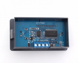 1-Channel Signal Generator 1Hz-150KHz PWM Pulse Frequency Duty Cycle Adjustable LCD Display Module