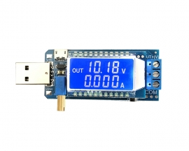 DC-DC USB Step UP Step Down Power Module Adjustable Boost Buck Converter Battery Capacity Tester 5V to 3.3V 9V 12V 24V