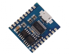 USB MP3 Player Module Audio Voice Board 8Bit I/O UART Contorl 4MBytes Flash Voice Playback Module