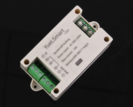 2-Channel 2.4G IoT Wireless WIFI Intelligent Control Switch 10A Relay Module AC 85V-265V