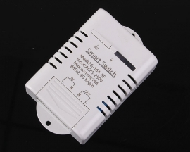 1-Channel 2.4G IoT Wireless WIFI Intelligent Control Switch AC 85V-265V 16A High Power Relay Module with Remote Control