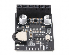 XY-P15W Stereo Bluetooth Power Amplifier Board 10W 15W 20W 12V 24V Bluetooth Receiver Module