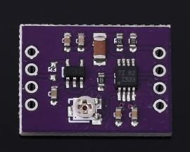 INA333 Three-Operational-Amplifier Module Multifunction Low Power Precision Instrumentation