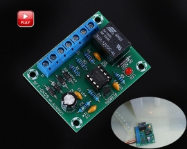 AC/DC 12V Liquid Level Controller Sensor Module Water Level Detection Sensor