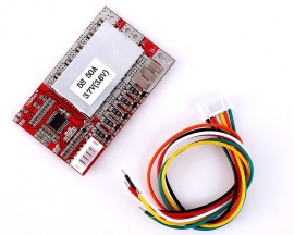 5S 3.7V Polymer Lithium-Ion Battery 18.5V 50A Charging Protector Balanced Function Board