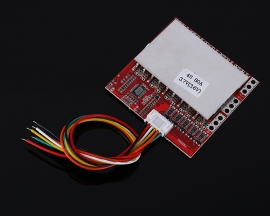 4S 3.7V Polymer Lithium-Ion Battery 14.8V 100A Charging Protector Balanced Function Board