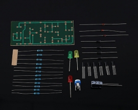 DIY Kit Power Supply Voltage Monitor Electronic Components Suite