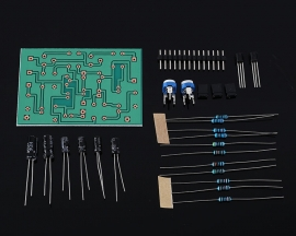DIY Kit Multistage Amplifier Circuit Electronic Components Learning Suite