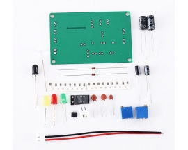 DIY Kit SMD Infrared Distance Sensor Indicator Welding Training Board Electronic Practice Soldering Kit