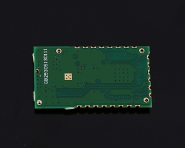 ZigBee Module Serial Port CC2530+PA Wireless Transceiver 2.4GHz 2.4G UART Transparent Transmission Module Distance 1.6km IOT Smart Home Device GB2530-S