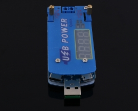 DC-DC 15W Adjustable USB Step Up Down Power Supply Module Fast Charging CVCC Buck Boost Voltage Converter