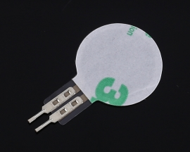 20g-6kg Resistive Film Pressure Sensor 18mm Flexible Force Sensitive Resistor for Robot Wearable Device