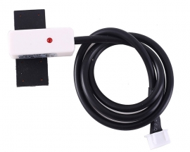 DC 24V XKC-Y26 PNP Contactless Water Liquid Level Sensor Non-Contact IP67 Waterproof 5mA 500ms