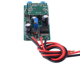 DC 36V to 12V Microwave Radar Sensor Module Human body Induction Switch Delay Time Sensing Distance Voltage Adjustable Switch Controller