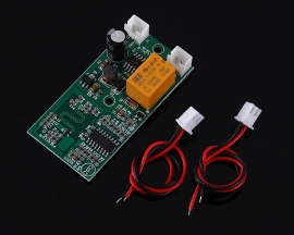 DC 12V-36V Microwave Radar Sensor Module Relay Output Switch Controller