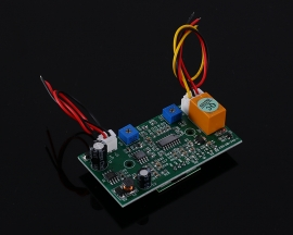 24GHz Microwave Radar Sensor Module 24.125GHz Adjustable Delay Time Sensing Distance Microwave Module
