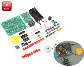 DIY Kit Analog Remote Fan Controller Electronic Suite