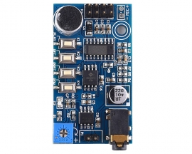 DC 5V Sound Voice Recording Playback Module 3W 4ohm-8ohm 4-Minutes Replace ISD1820