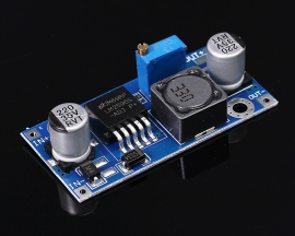 DC-DC Buck Converter Step Down Module LM2596 4V-35V to 1.23V-30V Low Ripple Power Supply