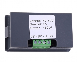 5V 12V 24V 150W ZK-MG High-Power PWM DC Motor Speed Controller Signal Generator Driver Module Speed Regulator 1KHz-99KHz