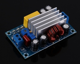 XH-M246 Automatic Buck-Boost Module Non-isolated CCCV Power Supply Converter Step Down Step UP Module Battery Charging Module