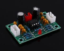 DC 12-30V XH-A902 Operational Pre-Amplifier Module NE5532 Amplifier Front Panel Digital Audio Module