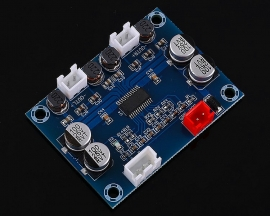 XH-A234 Digital Power Amplifier Board 30W+30W DC12-24V Dual Channel Voice Audio Module 30W*2
