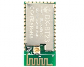 GFSK Wireless Bluetooth RF Transceiver Module nRF52810 BLE5.0 UART DC 3.3V 2.4GHz ISM Low Power Consumption