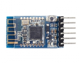DX-BT16 Wireless Bluetooth RF Transceiver Module 4dBm BLE4.2 UART 2.4GHz Low Power Consumption w/ Control Board