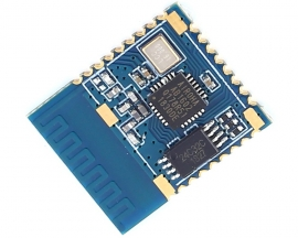 DX-BT16 GFSK Wireless Bluetooth RF Transceiver Module 4dBm BLE4.2 UART DC 3.0V-3.6V 2.4GHz ISM Low Power Consumption
