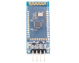 Wireless Bluetooth RF Transceiver Module BLE2.0 UART 4dBm 2.4GHz w/ Control Board