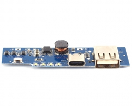 Lithium Battery Charging Board 3.7V to 5V 2A Type-C USB Charger Discharger Module