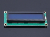 1602A HD44780 Character LCD Display Module LCM Blue Backlight
