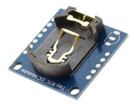 I2C DS1307 AT24C32 RTC Module for AVR ARM PIC ARDUINO