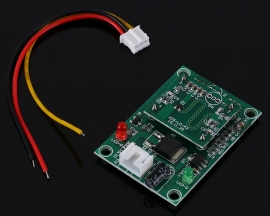 5.8GHz DC 3.3V 5V 9V 12V Microwave Radar Sensor Module 20W Voltage Output Switch Controller